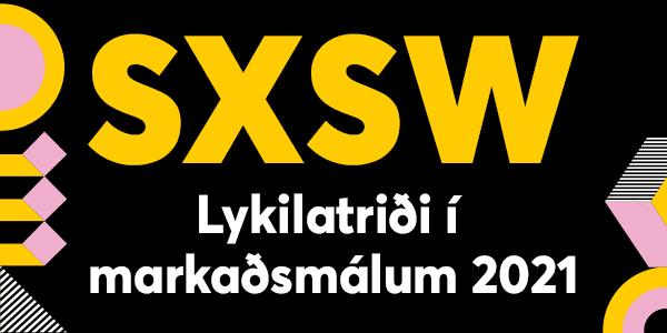 SXSW lógó.