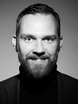 Hreggviður St. Magnússon leiðtogi í stafrænni markaðssetningu hjá Pipar\ENGINE