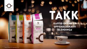 Auglýsingaherferð fyrir Te og kaffi, Takk