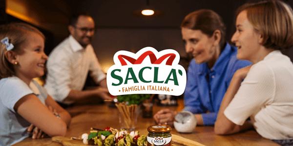 Sacla - fjölskylda